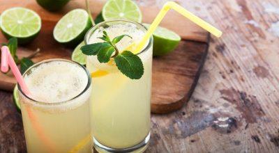 5 receitas de limonada suíça para refrescar seus dias de uma maneira deliciosa