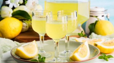 8 receitas de limoncello para apreciar um saboroso licor caseiro