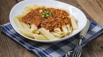 26 receitas de macarrão à bolonhesa para um almoço delicioso