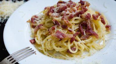 35 receitas incríveis e muito saborosas de macarrão à carbonara