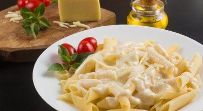20 receitas de macarrão ao molho branco ideais para um jantar leve e delicioso