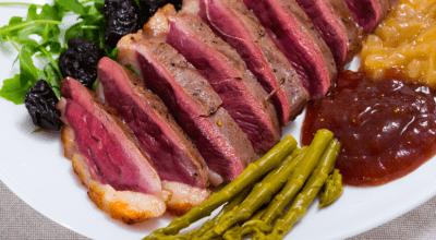 9 receitas de magret de pato para se sentir um chef francês