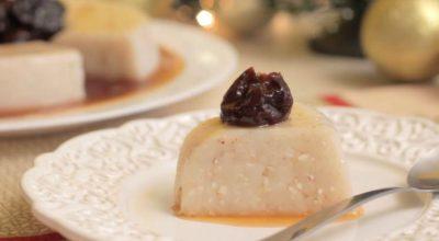 18 receitas de manjar branco para uma sobremesa dos sonhos