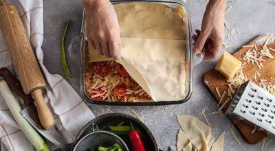 7 receitas de massa de lasanha para uma refeição inesquecível