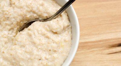15 receitas de mingau de aveia que vão te proporcionar um café da manhã delicioso