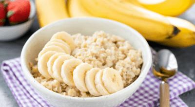 11 receitas de mingau de banana para uma caprichada primeira refeição do dia