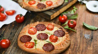 19 receitas de minipizzas perfeitas para comer sozinho