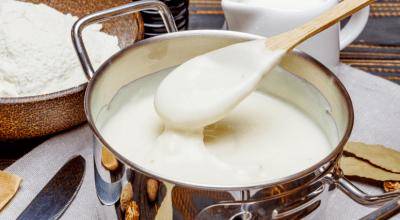 9 receitas de molho branco com requeijão que te deixam nas nuvens