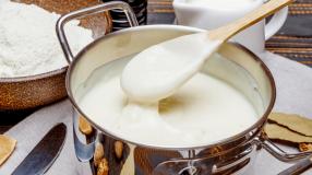 10 receitas de molho branco fit para levar uma vida mais saudável