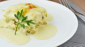 15 receitas de molho branco para uma lasanha ainda mais gostosa