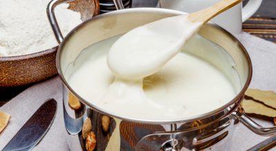 7 receitas de molho branco sem creme de leite para pratos mais saborosos
