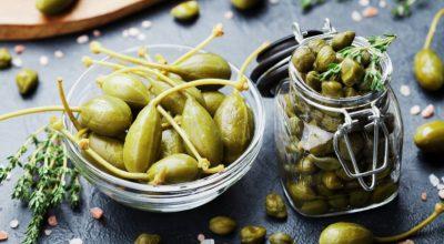 12 receitas de molho de alcaparras que vão transformar suas refeições