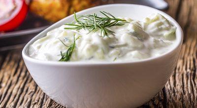 13 receitas de molho de iogurte para fazer de olhos fechados