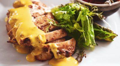 10 receitas de molho de mostarda para carne que fazem toda a diferença