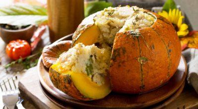 18 receitas de moranga recheada que surpreendem todos os gostos