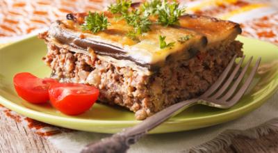 12 receitas de moussaka para saborear uma versão saudável de lasanha