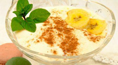 6 receitas de mousse de banana para você aprender e se deliciar