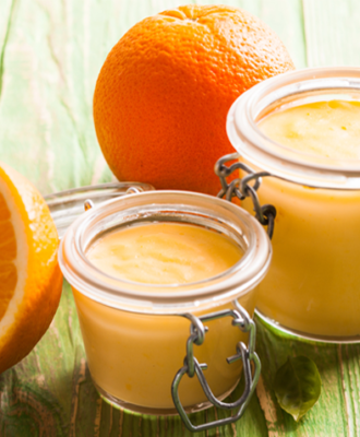 5 receitas de mousse de laranja para fazer em um piscar de olhos
