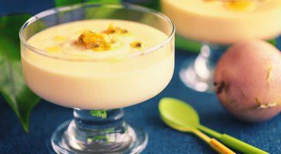 8 receitas de mousse de maracujá com gelatina fáceis e muito gostosas
