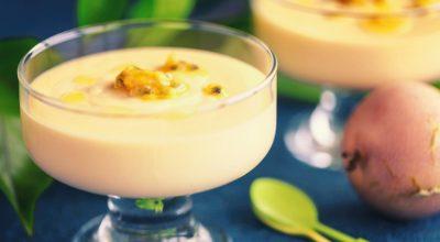 12 receitas de mousse de maracujá simples azedinhas na medida certa