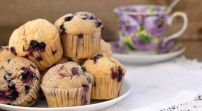 70 receitas de muffin fáceis de fazer e pra lá de deliciosas