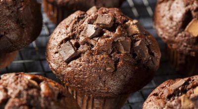 54 receitas de muffin de chocolate para adoçar a sua tarde