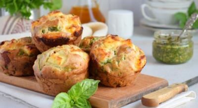 20 receitas de muffin salgado para um lanchinho individual delicioso