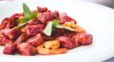 10 receitas de nhoque de beterraba para tentar uma receita muito especial