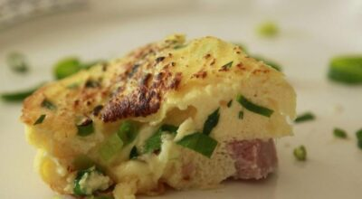 23 receitas de omelete de forno para deixar a versão frita de lado