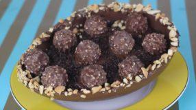 10 receitas de ovo de Páscoa Ferrero Rocher para se deliciar e presentear