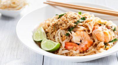 11 receitas de pad thai para se sentir um chef da culinária tailandesa