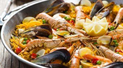 20 receitas de paella para uma refeição típica espanhola