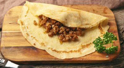 21 receitas de panqueca de carne para uma refeição deliciosa