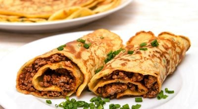 15 receitas de panqueca de carne moída para uma refeição despojada