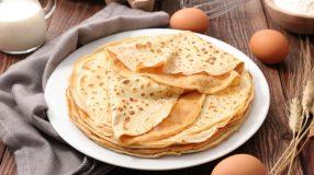 8 receitas de panqueca de liquidificador para um prato mais prático