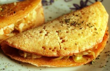 12 receitas de panqueca de polvilho para um lanche saudável e delicioso