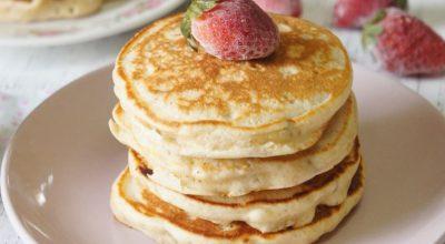 28 receitas de panqueca integral que reúnem sabor e saúde