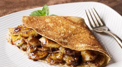 10 receitas de panqueca sem ovo que aliam praticidade e sabor