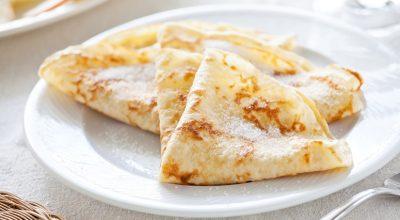 18 receitas de panqueca simples para refeições práticas e saborosas