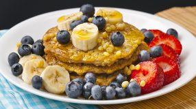 20 receitas de panqueca vegana para um lanche saudável e diferente
