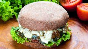 9 receitas de pão australiano para hambúrguer muito saborosas