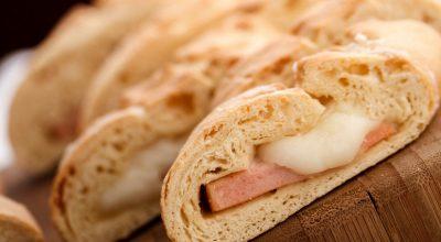 37 receitas de pão caseiro recheado que vão aquecer seu coração