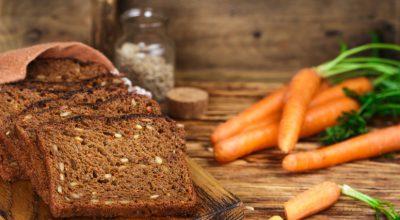 18 receitas de pão de cenoura que vão arrancar suspiros a cada mordida