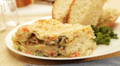 10 receitas de torta de pão de forma com frango que são práticas e deliciosas
