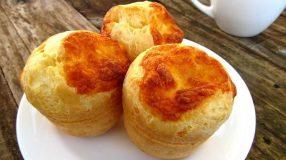 10 receitas de pão de queijo de liquidificador pra quem gosta de um sabor minerim