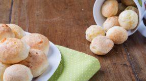 10 receitas de pão de queijo no micro-ondas que vão facilitar o seu dia