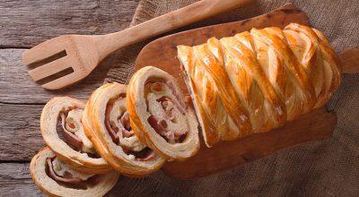 61 receitas de pão recheado que são a pedida perfeita para um lanche especial