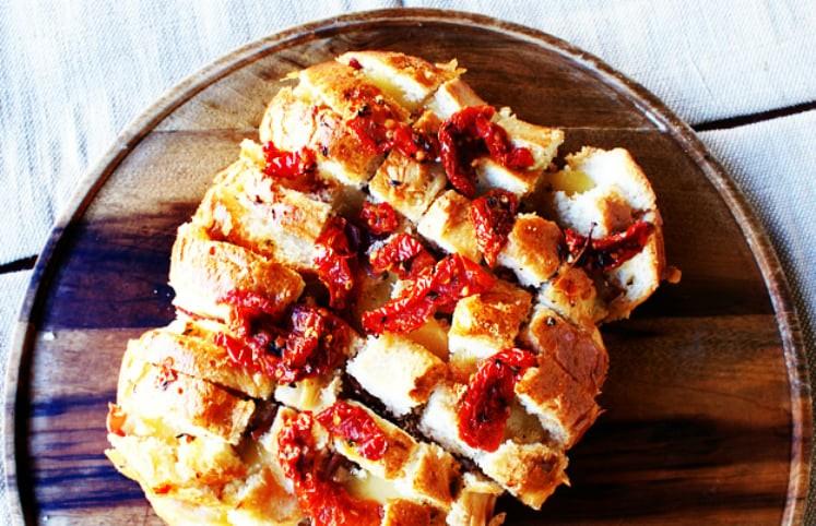 Receitas de pão sovado