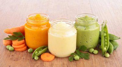 24 receitas de papinhas de bebê saudáveis para seu filho