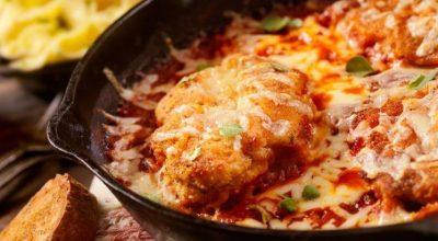 29 receitas de parmegiana para se sentir em uma cantina italiana